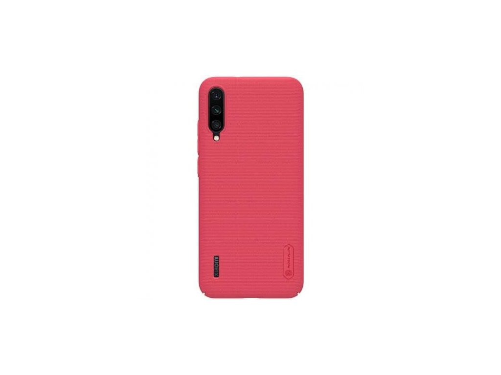 Nillkin Super Frosted Shield for Xiaomi A3 Bright Red