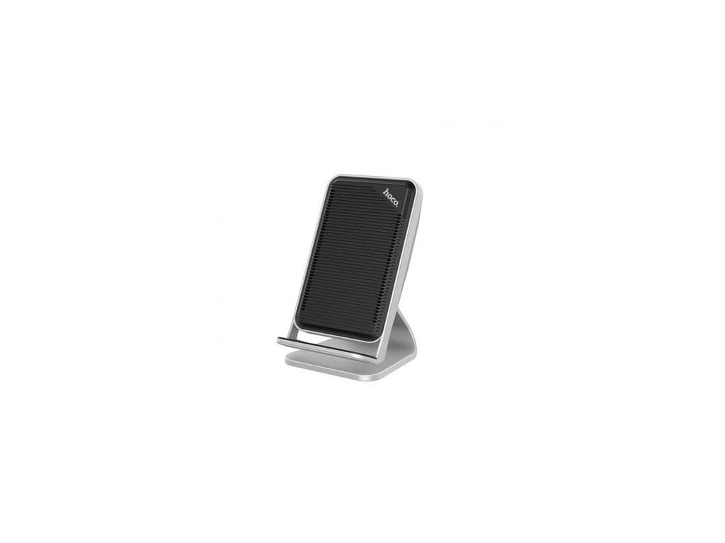 Hoco Wisewind Wireless Rapid Charger 10W (Silver)