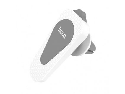 Hoco Air Outlet Multi-function Magnetic in-Car Holder (White-Grey)